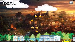 A Power Dark Jump - Ninja Adventure Game screenshot 3