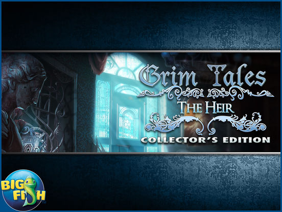 Grim Tales: The Heir - A Mystery Hidden Object Game (Full) screenshot 10