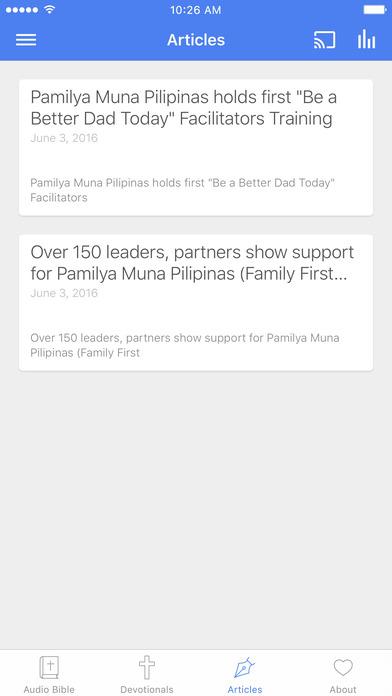 Pamilya Muna Pilipinas screenshot 2