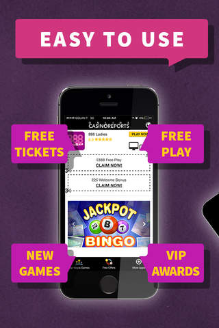 Top Bingo Rooms - Free Bonuses - náhled