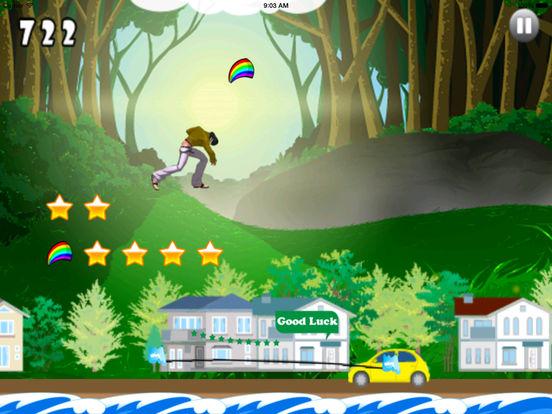 A Jump Of Fire Dash Pro - Amazing Jumps screenshot 7