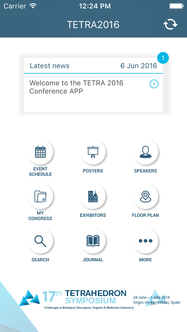 TETRA2016 screenshot 2