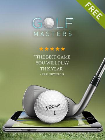 Golf Game Masters - Multiplayer 18 Holes Tour screenshot 6