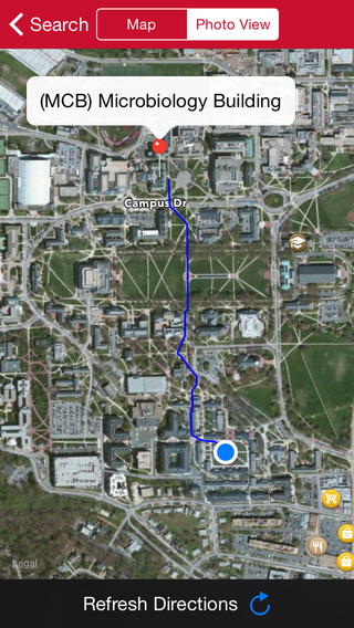 Campus Map University Of Maryland.Campus Maps Umd Edition App For Iphone Reviews Screenshots Forum