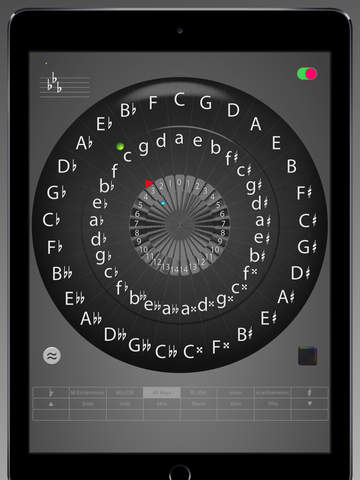 Circle of 5ths Master HD, 3rd Edition - náhled