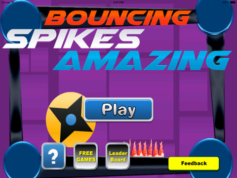 Bouncing Spikes Amazing - Temple Geometry Jump screenshot 6