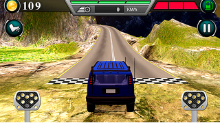 Hill Climbing Race : Car Game Free screenshot 2
