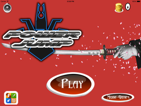 A Power Jump - City In Amazing Ninja screenshot 6