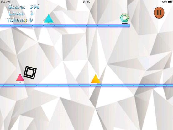 A Cube Run Escalation - Jump Run Go! screenshot 9