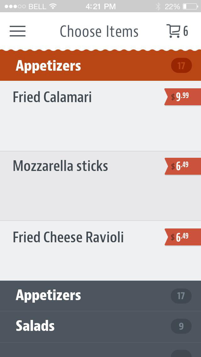 Alfredo's Pizza screenshot 3