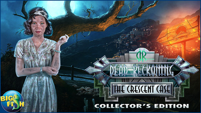 Dead Reckoning: The Crescent Case - A Mystery Hidden Object Game screenshot 5