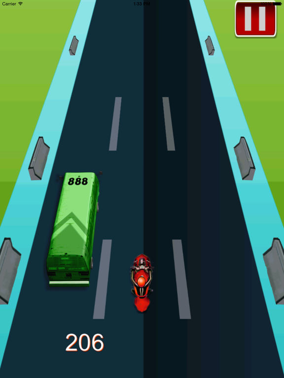 Extreme Speed Traffic screenshot 7