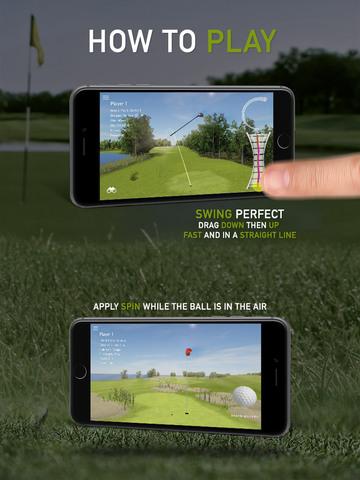 Golf Game Masters - Multiplayer 18 Holes Tour screenshot 7