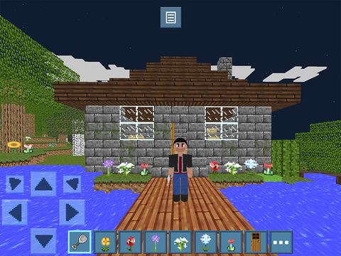 RealmCraft 3D: Survive & Craft screenshot 6