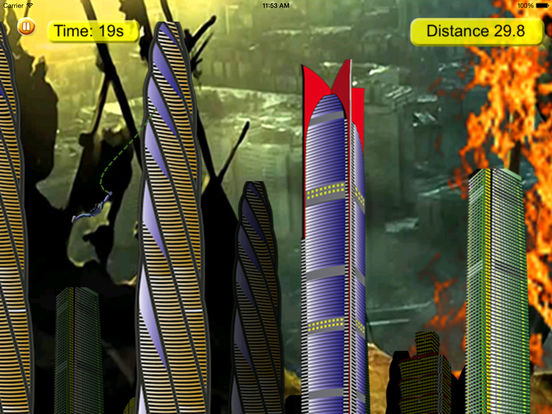 Explosive Rope - Fly Escape And Amazing Heroes screenshot 10