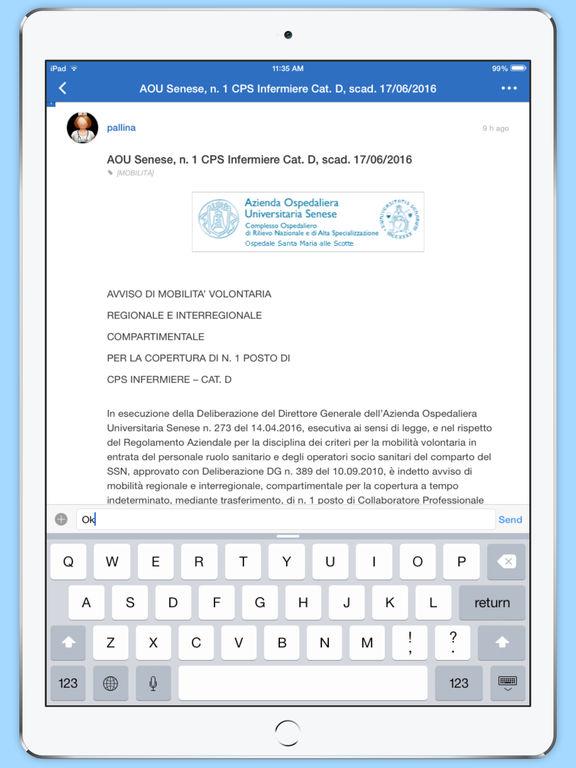 WebInfermieristico screenshot 7