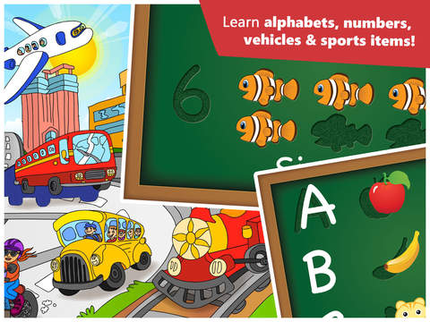 Buzzle with Nursery Rhymes - Educational puzzle app for toddlers, preschool and kindergarten kids (Premium) screenshot 9