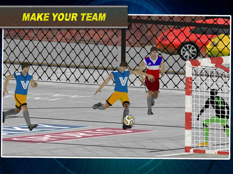 Street Soccer 2016 : Soccer stars league for legend players of world by BULKY SPORTS screenshot 10