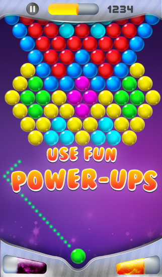 Bubble Shooter! Extreme screenshot 3