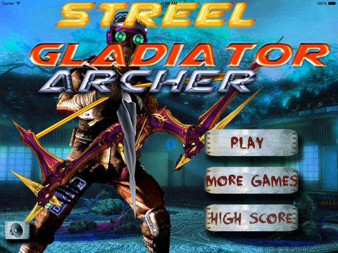 Streel Gladiator Archer - Machine Real Shot screenshot 6