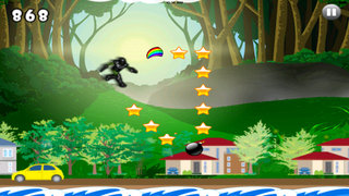 Academy Radiation Super Hero - Jump and Fly City War Clash screenshot 2