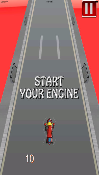 A Super Rebel Motorcycle Road PRO - Big Motorcycle Game screenshot 5