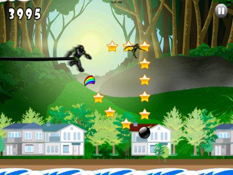 A Great Jump Samuray Pro - The Best Game Of Jump screenshot 10