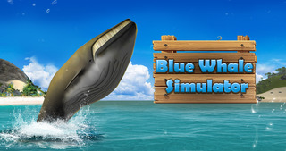 Big Blue Whale Survival 3D Full - Try whale simulator, be ocean animal! screenshot 3