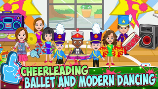 My Town : Dance School screenshot 2