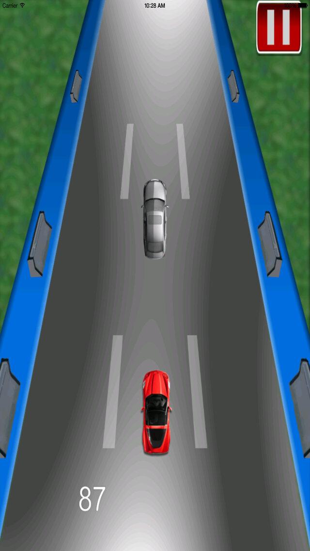 Car Driving Chase Pro - Racing Rush Simulator Game screenshot 3