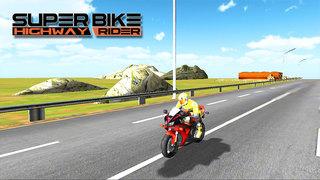 Super Bike Highway Rider screenshot 3