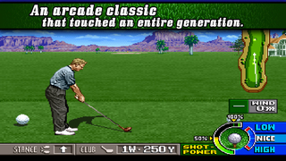 NEO TURF MASTERS screenshot #1