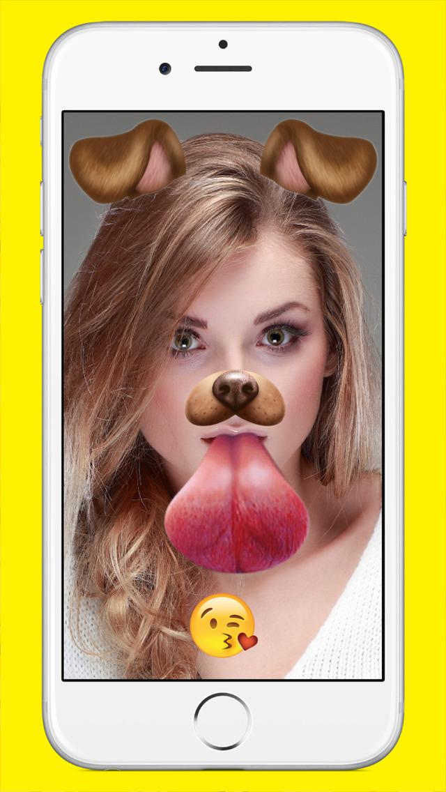 опыт позволяет фото с ушками животных приложение для айфона прекрасное доброе