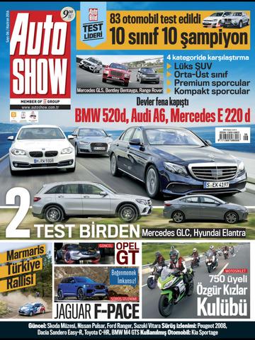 Auto Show Dergisi screenshot 5