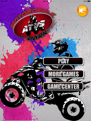 A Motorcycle ATVS Dark - Stock Motorcycle Race screenshot 6