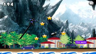 A Jumping Of Forest Clan X Pro - Jump Dark Messenger Ninja screenshot 4