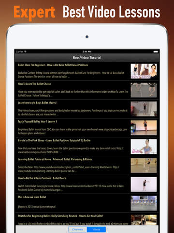 How to Learn Ballet: Tutorial and Tips screenshot 8