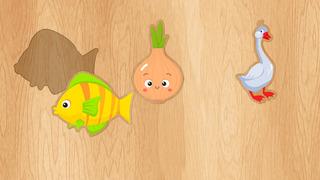 Sorting Baby Blocks: children's educational puzzle screenshot 2