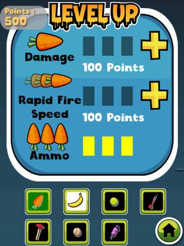 Rabbit Zombie Defense screenshot 7