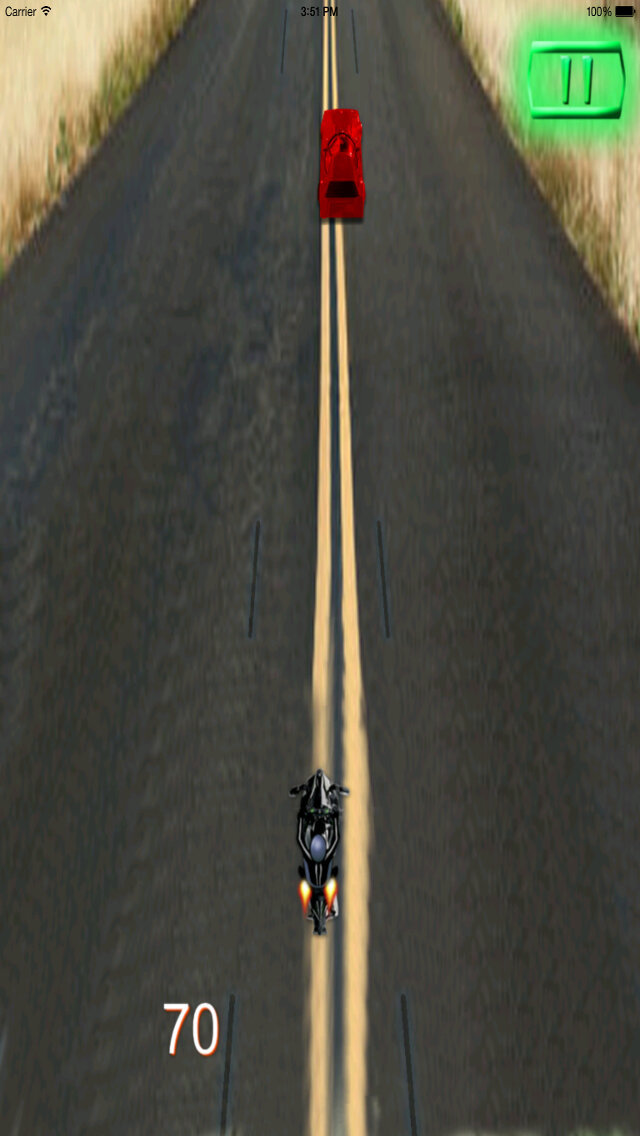 A Motorcycle Dangerous Highway PRO - Xtreme Adventure screenshot 4