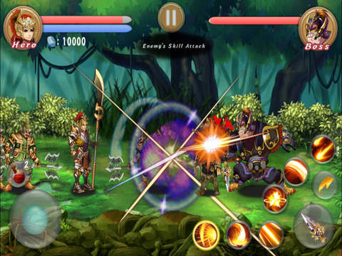 Spear Of Kingdoms - Action RPG screenshot 6