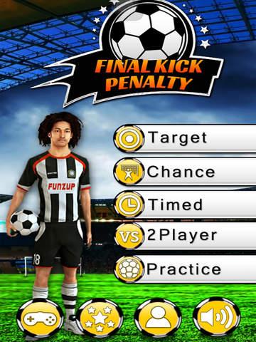 Ultimate Football: Penalty Kicks Free screenshot 9