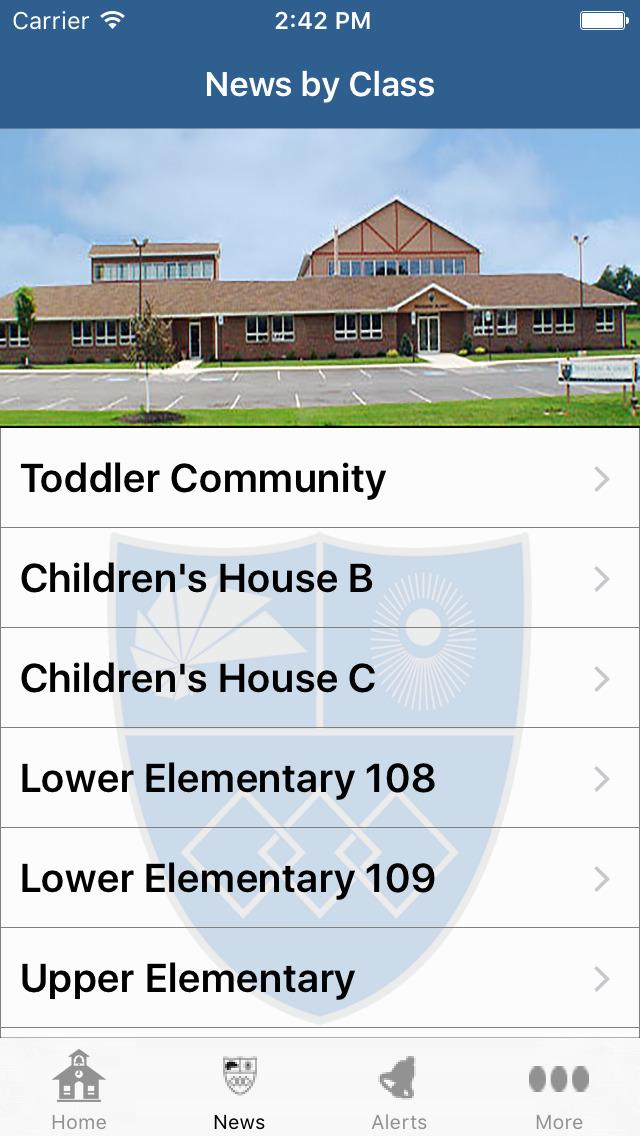Montessori Academy screenshot 2
