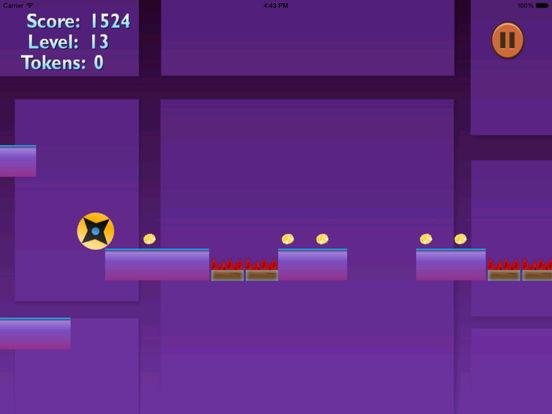 Bouncing Spikes Amazing PRO - Temple Geometry Jump screenshot 8