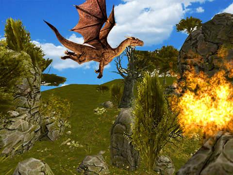 Dragon Sniper Hunting : Deadly Slayer 3D Free screenshot 6