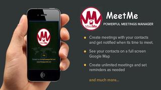 Meet Me - Powerful Meeting Manager screenshot 1