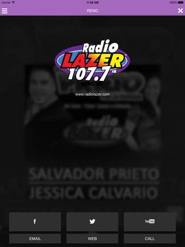 Radiolazer 107.7 FM - náhled