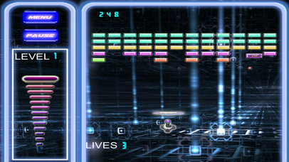 Amazing Universe Of Bricks - World Game screenshot 2