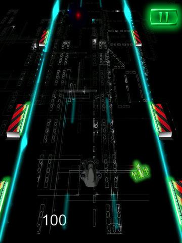 A Futuristic Crazy Car - In Space Racing Extreme screenshot 9