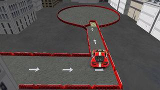 Fast Car Parking 3D screenshot 1